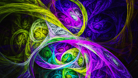 whirlpool: Twist. Dangerous whirlpool. 3D surreal illustration. Sacred geometry. Mysterious psychedelic relaxation pattern. Fractal abstract texture. Digital artwork graphic astrology magic