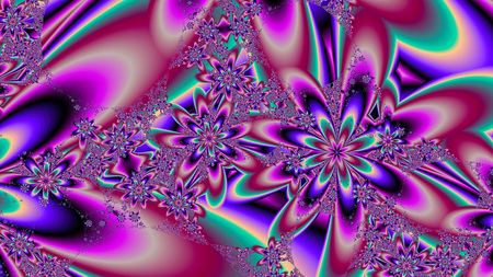 3D surreal illustration. Sacred geometry. Mysterious psychedelic relaxation pattern. Fractal abstract texture. Digital artwork graphic astrology magic Stock Illustration - 77910294