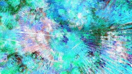 Abstract fractal background.Abstract painting multicolor texture.Motion holiday background.Modern multicolor futuristic dynamic pattern.Fractal 3d artwork creative graphic design
