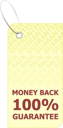 Money Back Stock Vector - 4902926