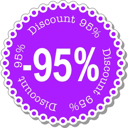 ninety: illustration stickers ninety five percent discount