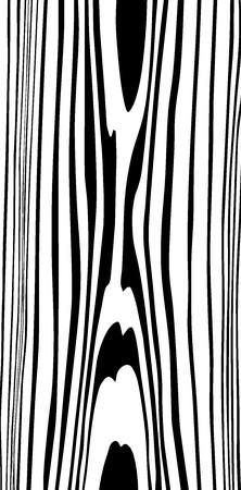 veneer: Illustration black and white colors natural pattern