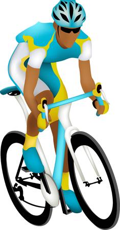 conducteur de vélos