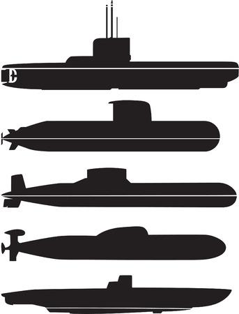 modern fighter: Submarines