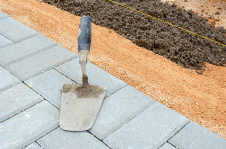concreting: jointer during concreting