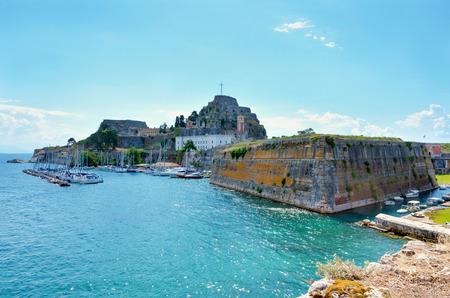 corfu: Corfu fortress