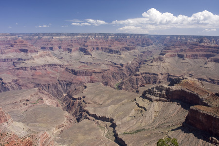 south rim: Grand Canyon, view from South Rim in Arizona