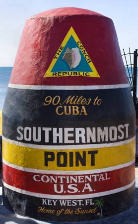 southernmost: Southernmost Point of Continental USA, Key West