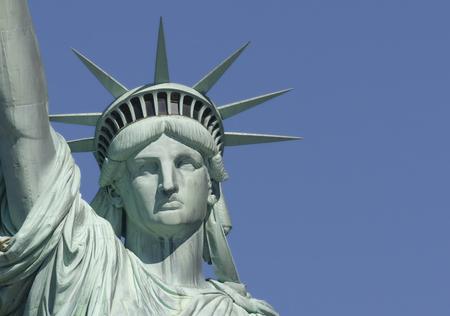 Statue of Liberty, New York City Archivio Fotografico