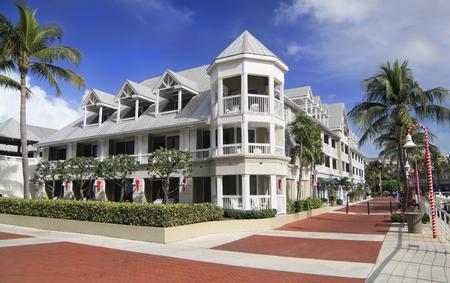 escape key: Key West Promenade, Florida, USA