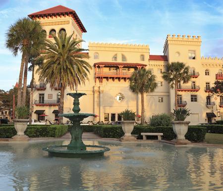monica: Casa Monica in Saint Augustine, Florida, USA