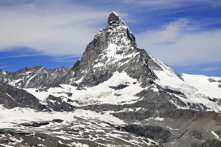 europe: Matterhorn Mountain, Switzerland, Europe