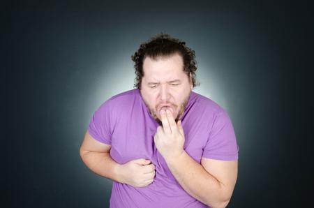 Disease. Health problem. Nausea and vomiting.