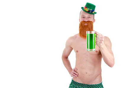 Patrick Day. Young attractive guy.