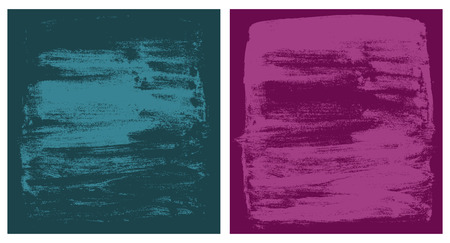 duo tone: grunge textures, dark cyan and dark pink duo tone backgrounds