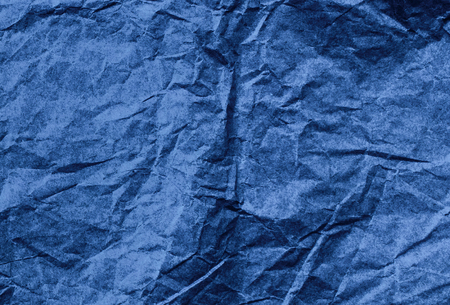 crumpled tissue: Textural image. Closeup of crumpled tissue paper in violet.