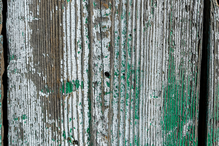 textural: Textural image. Closeup of old painted wooden surface.
