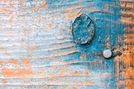 worn structure: Textural image. Surface of rough wood in macro. Stock Photo
