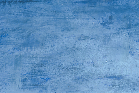 spotty: Textural image: spotty blue acrylic painted surface