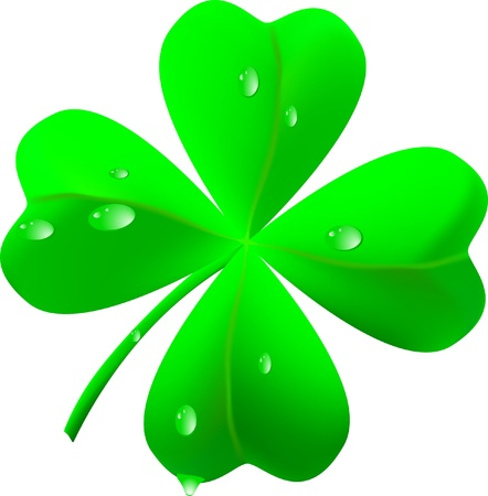 clover leaf shape: Clover  Illustrations And Art