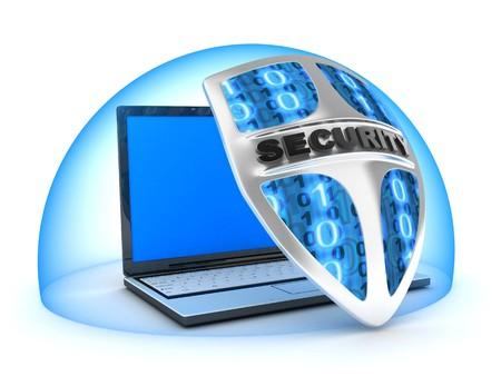 Protection antivirus et portable, résumé (fait en 3d)