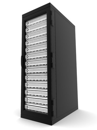 web server: server high-end only (done in 3d, isolated)