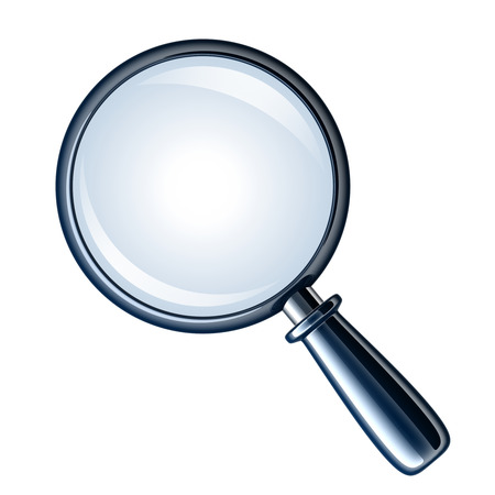 inspect: Lens of search is in the system (done in 3d)