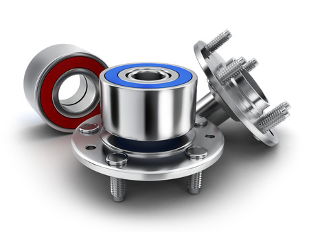 bearing: Bearing hub car (done in 3d rendering)