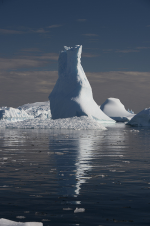 Hole in the Icebergs travel to Antarctica