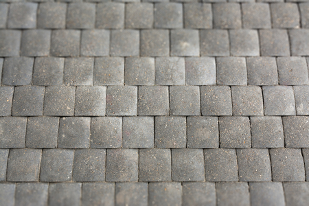 slabs: gray paving slabs