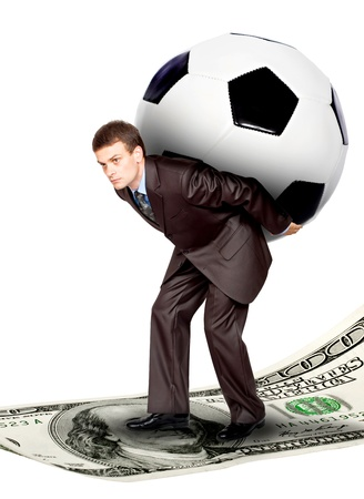 cheat: Soccerfootball and money. The concept of corruption in sport