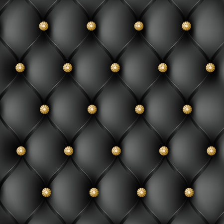 Texture of Leather upholstery. Background Stock Photo - 10940015