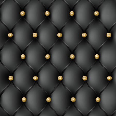 textuur: Textuur van lederen bekleding. Achtergrond