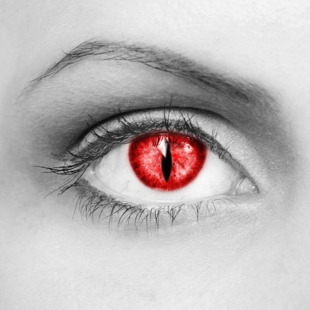 unnatural: The eye of the vampire