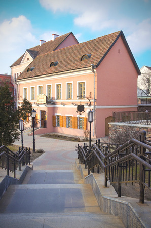 suburb: Minsk: Troitsk suburb