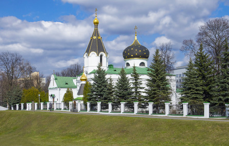 the orthodox church: Orthodox church of Saint Mary Magdalene equal to the apostles