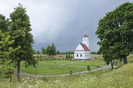 orthodox church: Belarus, Zaslavl: Spaso-Preobrazhensky orthodox church.