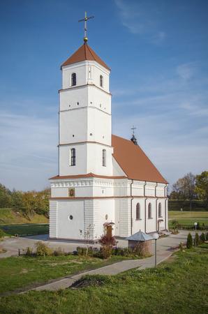 the orthodox church: Belarus, Zaslavl: Spaso-Preobrazhensky orthodox church.