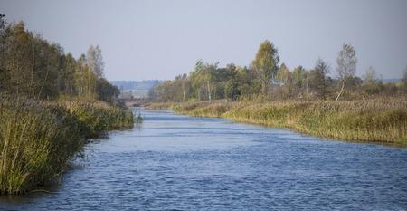 indian summer: Belarus: Indian summer, Vileysko-Minsky channel.