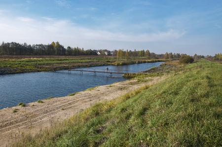 belarus: Belarus: Indian summer, Vileysko-Minsky channel.