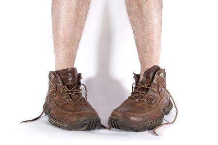 maldestro: Stivali e gambe