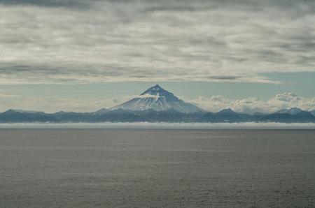 kuril: Mountain in the Kuril Islands