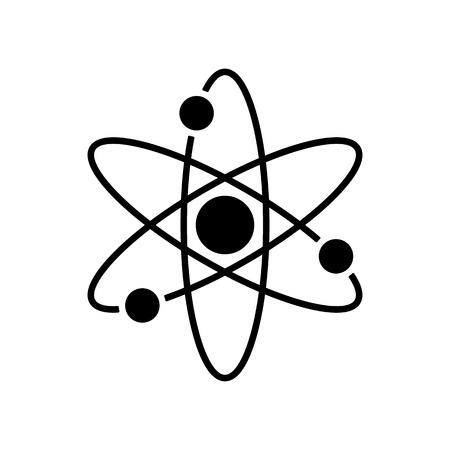 The atom icon