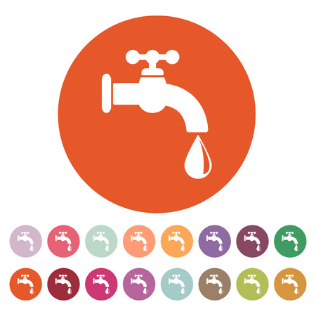 The tap water icon