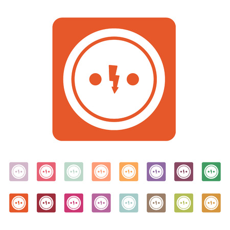 outlet: The Electrical Outlet icon.