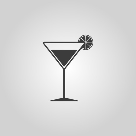 The cocktail icon.
