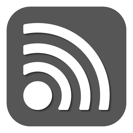 wireless signal: The wireless icon Illustration