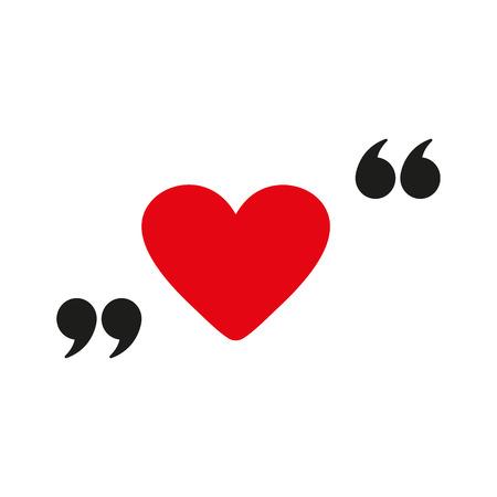The love icon  イラスト・ベクター素材