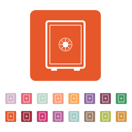 safety box: The safety box icon