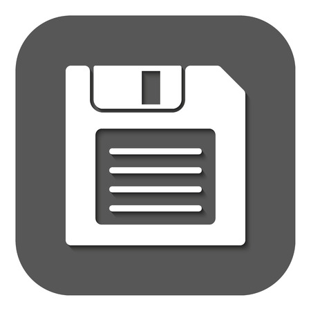 disk: The floppy disk icon